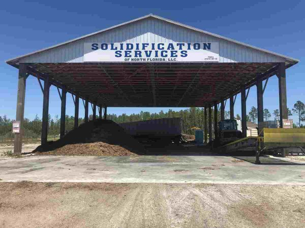 solidification services signage